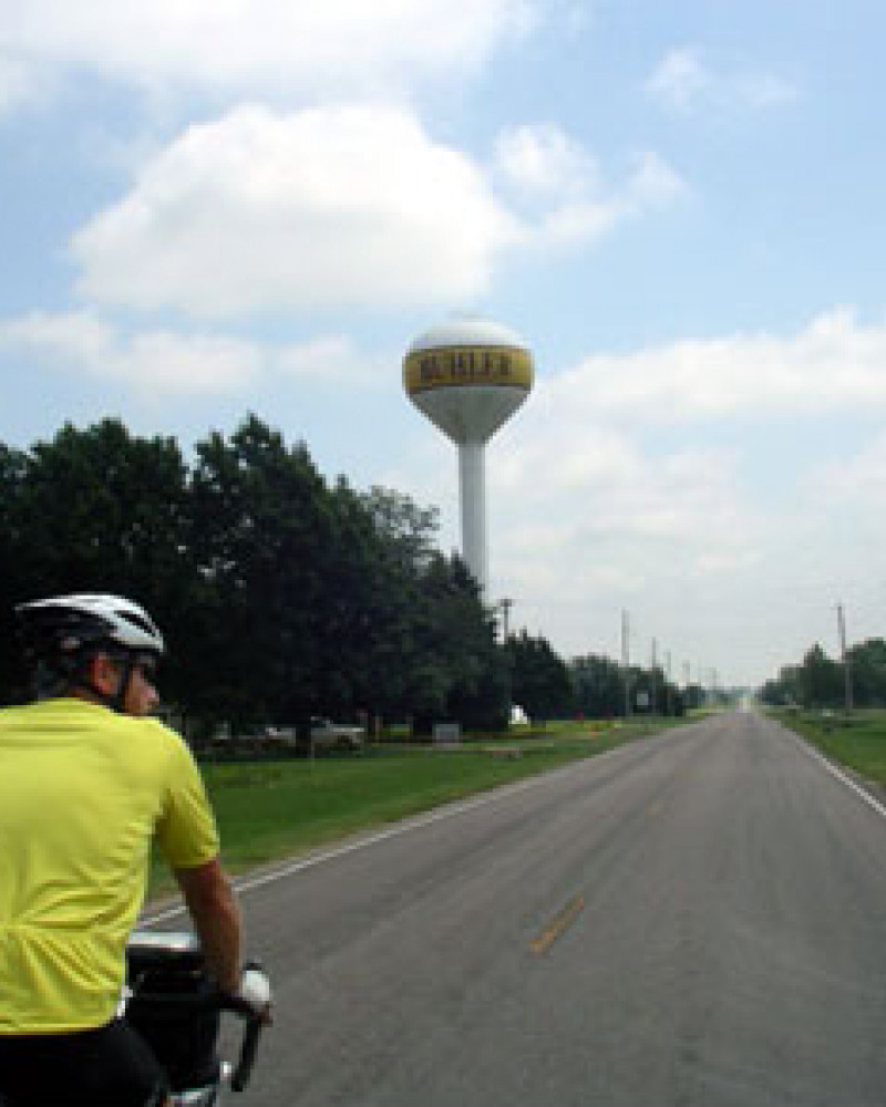 Buhler's fine water tower