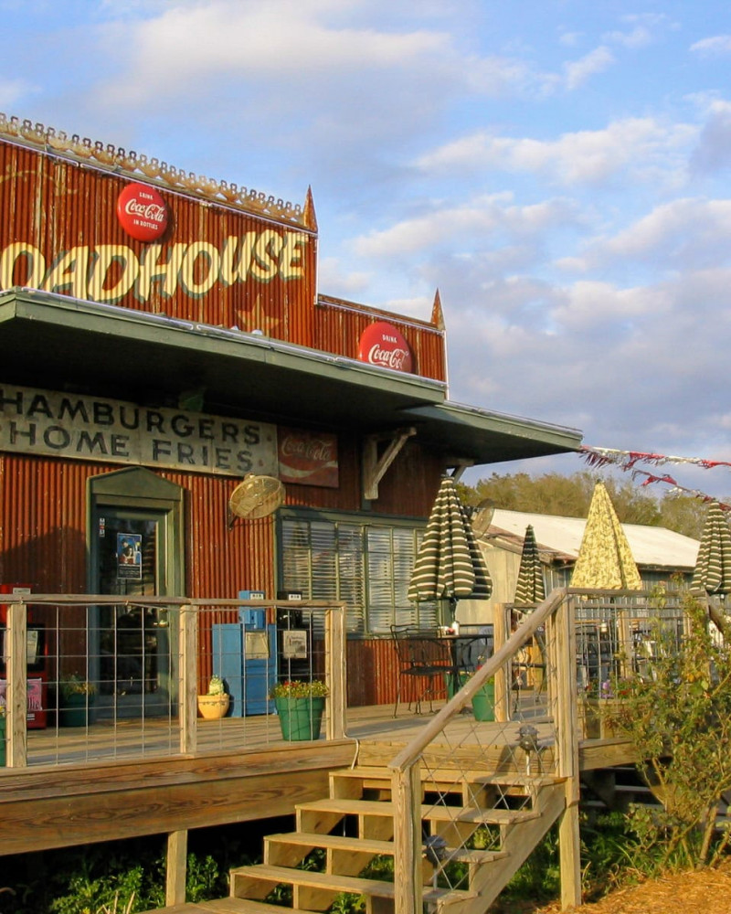 The Roadhouse, home of a decent dinner