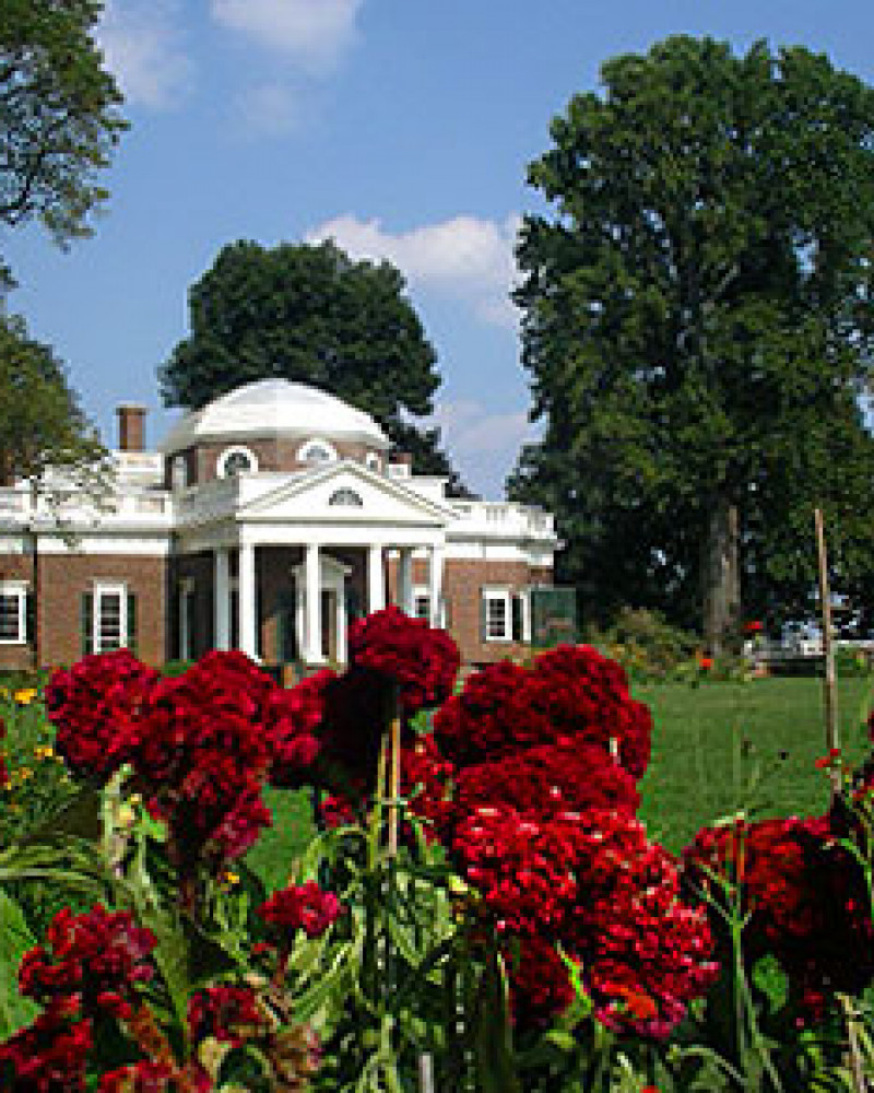 Monticello, just like the nickel